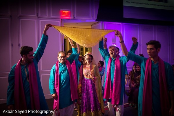 Mehndi Celebration in Washington, D.C. South Asian Wedding by Akbar Sayed Photography