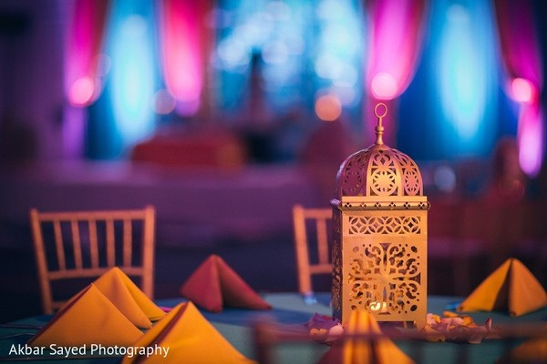 Pre-Wedding Decor in Washington, D.C. South Asian Wedding by Akbar Sayed Photography