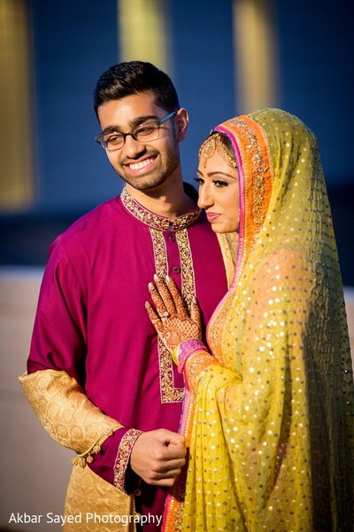 Pre-Wedding Portrait in Washington, D.C. South Asian Wedding by Akbar Sayed Photography