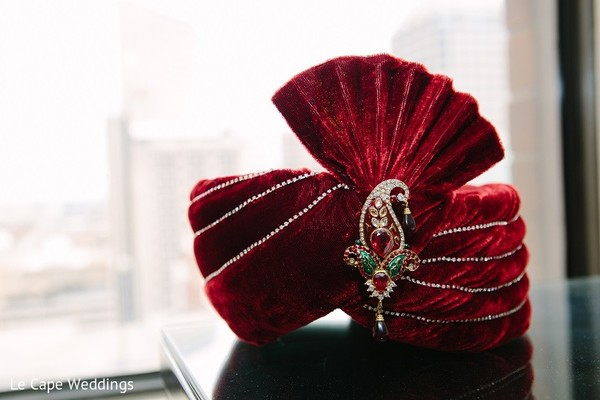 Groom Fashion in Indianapolis, IN Indian Wedding by Le Cape Weddings
