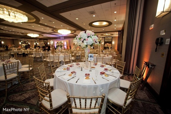 Venue in Princeton, NJ Indian Wedding by MaxPhoto NY