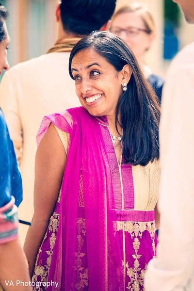 Mehndi Party in Carmel, CA Indian Wedding by VA Photography