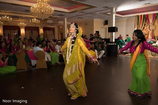 Mehndi Party in Bethpage, NY South Asian Wedding by Noor Imaging