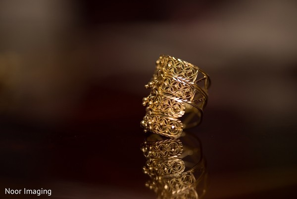 Bridal Jewelry in Bethpage, NY South Asian Wedding by Noor Imaging