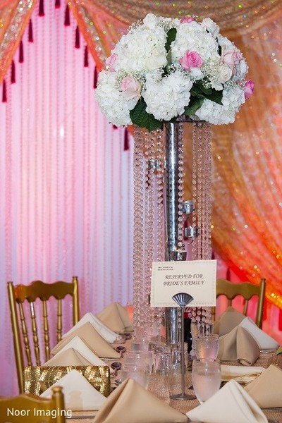 Floral & Decor in Bethpage, NY South Asian Wedding by Noor Imaging