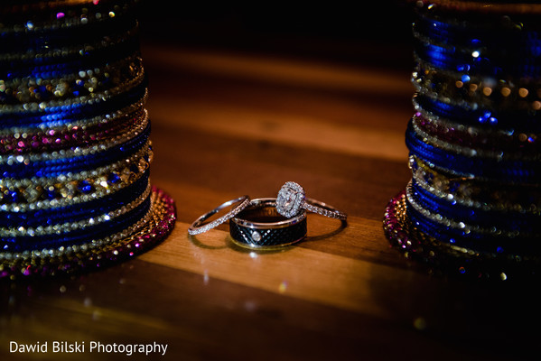 Reception Jewelry in Camarillo, CA Indian Wedding by Dawid Bilski Photography