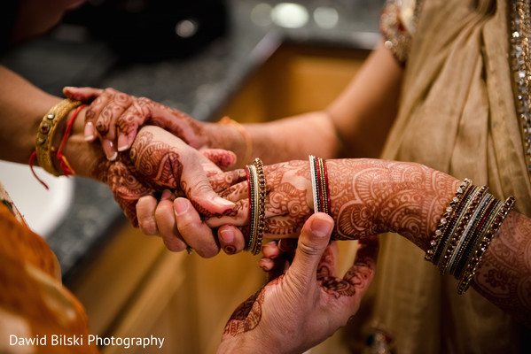 Getting Ready in Camarillo, CA Indian Wedding by Dawid Bilski Photography