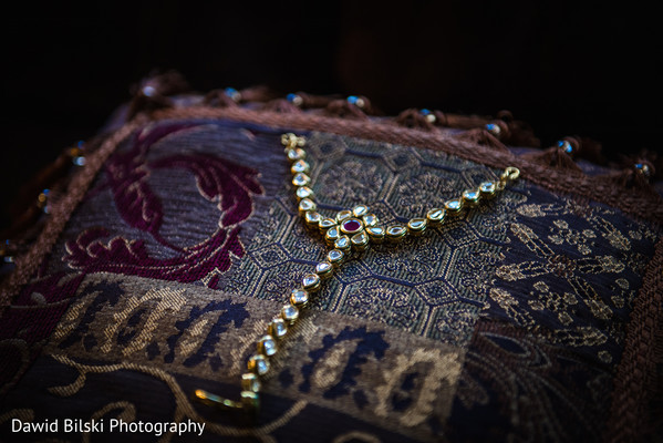 Bridal Jewelry in Camarillo, CA Indian Wedding by Dawid Bilski Photography