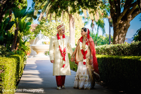 Wedding Portraits in Camarillo, CA Indian Wedding by Dawid Bilski Photography