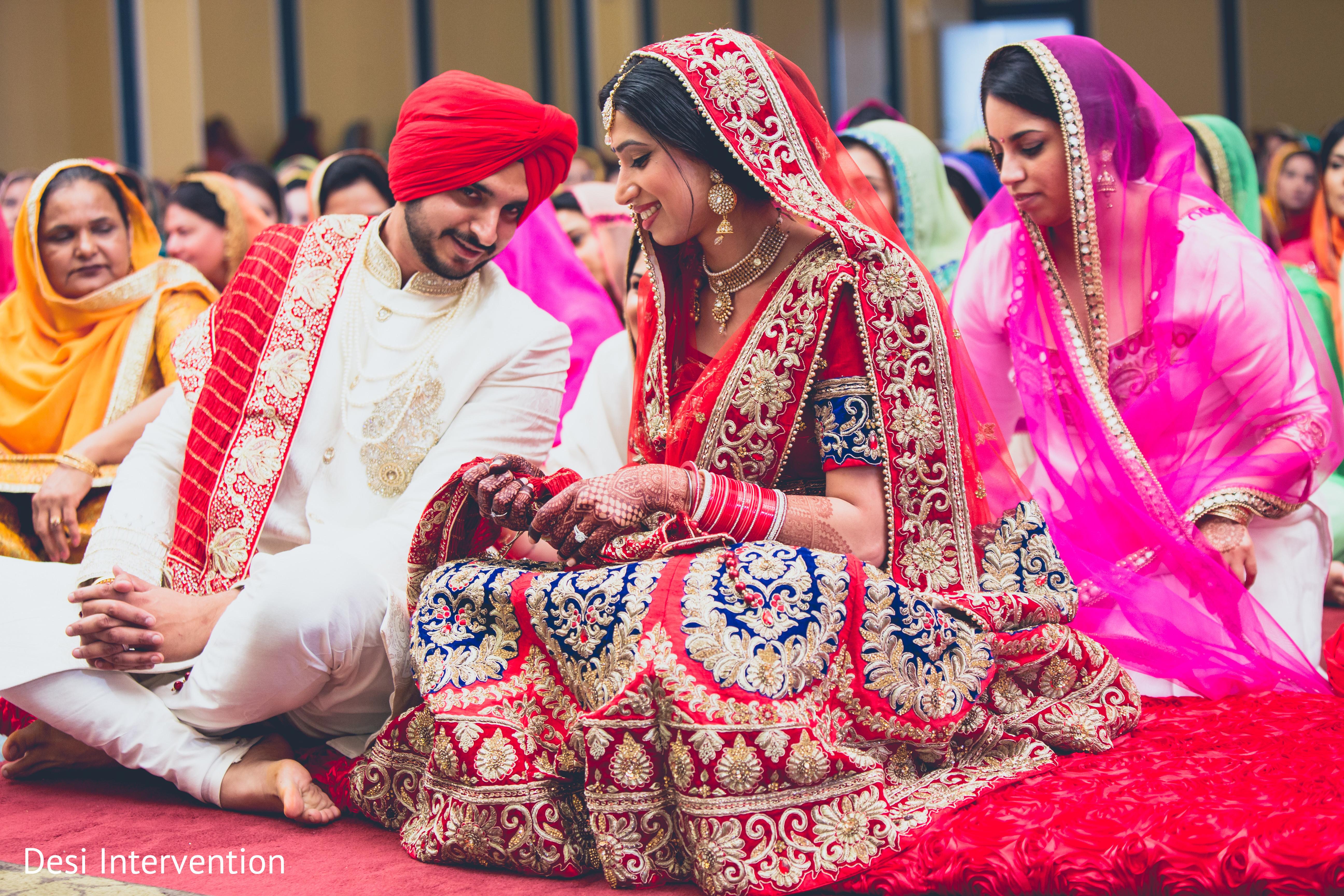 Sikh Wedding Ceremony   Photo 61257