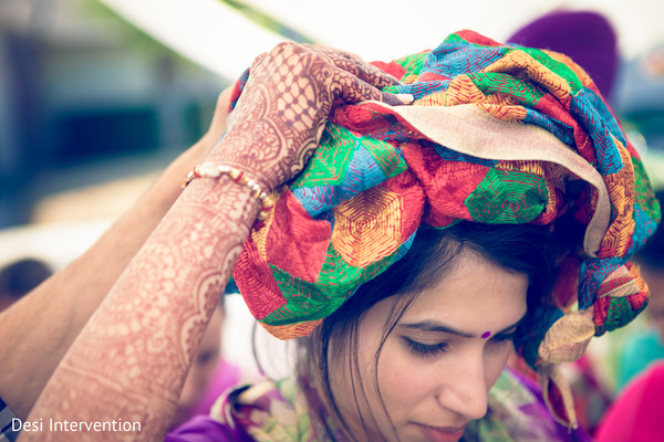Pre-wedding traditions in Sacramento, CA Sikh Wedding by Desi Intervention