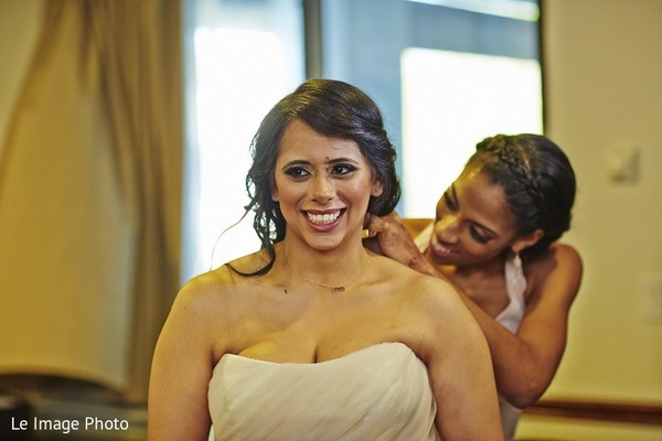 Getting Ready in Douglaston, NY Sikh Fusion Wedding by Le Image Photo