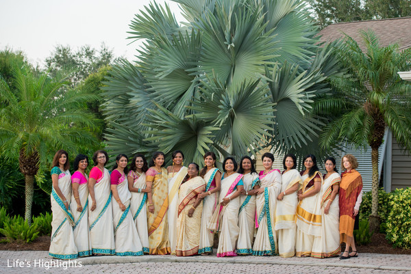 Pre-Wedding Portrait in Tampa, FL South Indian Fusion Wedding by Life's Highlights