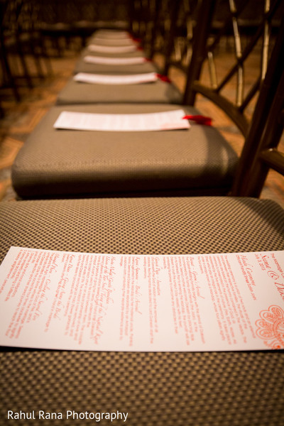 Stationery in Oakbrook Terrace, IL Indian Wedding by Rahul Rana Photography