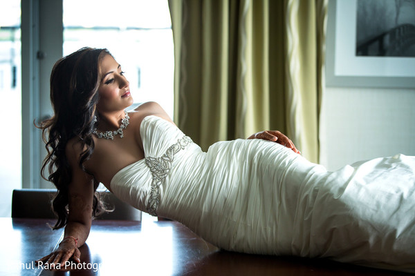Bridal Fashion in Oakbrook Terrace, IL Indian Wedding by Rahul Rana Photography