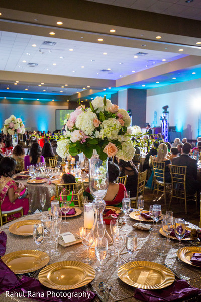 Floral & Decor in Oakbrook Terrace, IL Indian Wedding by Rahul Rana Photography