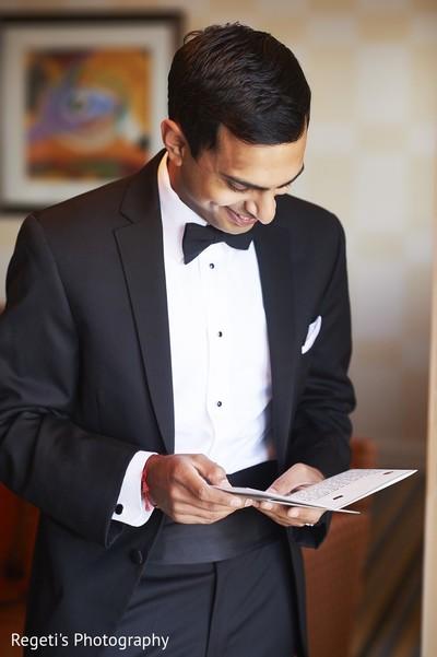 groom getting ready,indian groom getting ready