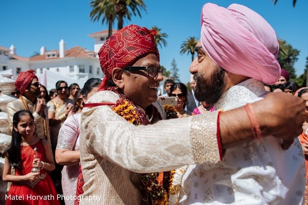 Milni in San Jose, CA Sikh Wedding by Matei Horvath Photography