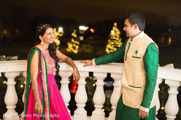 Pre-Wedding Portrait in Itasca, IL Indian Wedding by High Dynamic Photography