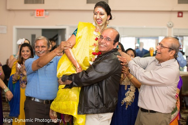 Pre-Wedding Ceremony in Itasca, IL Indian Wedding by High Dynamic Photography
