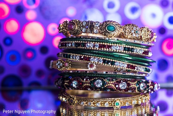 Bridal Jewelry in Atlanta, GA Indian Wedding by Peter Nguyen Photography