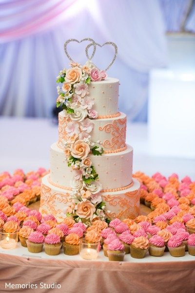 best wedding cake nj branch nj indian wedding by memories studio 11497