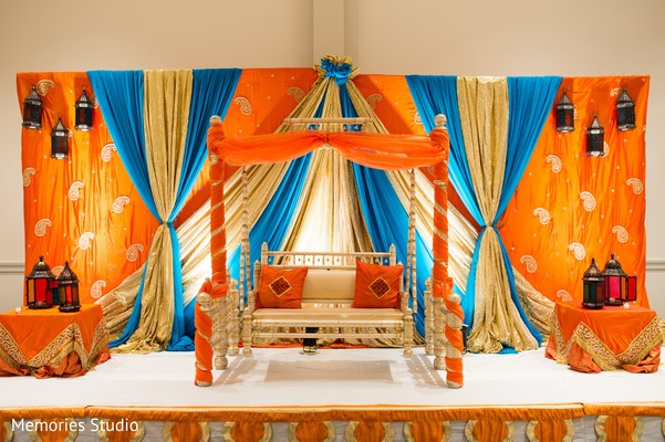 Long branch nj indian wedding by memories studio for Small home wedding decoration ideas