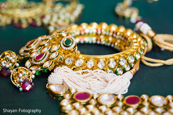 Bridal Jewelry in Manassas, VA South Asian Wedding by Shayan Fotography