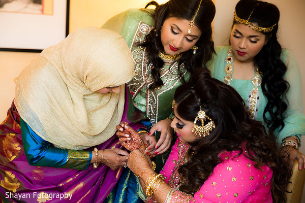 Getting Ready in Manassas, VA South Asian Wedding by Shayan Fotography