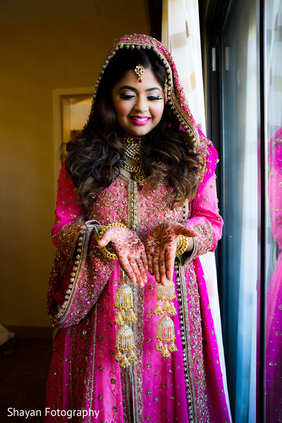 Bridal Fashion in Manassas, VA South Asian Wedding by Shayan Fotography