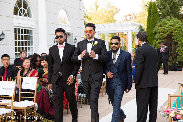 Ceremony in Manassas, VA South Asian Wedding by Shayan Fotography