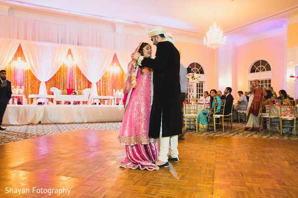 Reception in Manassas, VA South Asian Wedding by Shayan Fotography