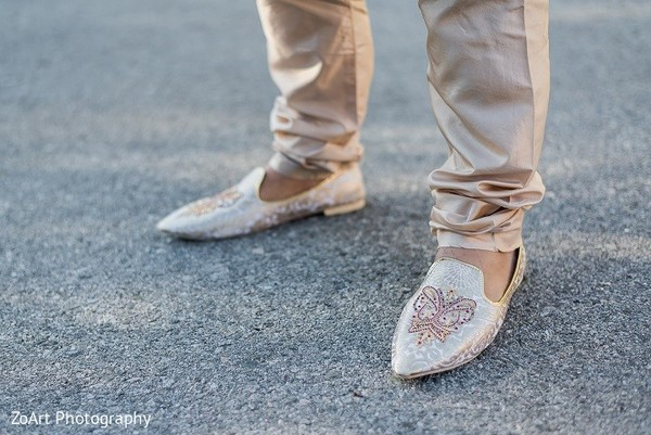 Groom Fashion in Glendale, CA Indian Wedding by ZoArt Photography
