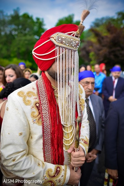 Baraat in Silver Spring, MD Sikh Wedding by AISM Photography