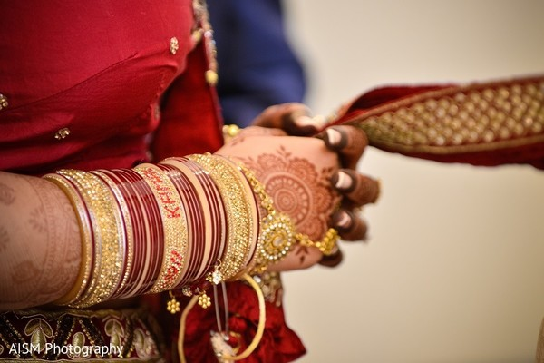 Ceremony in Silver Spring, MD Sikh Wedding by AISM Photography