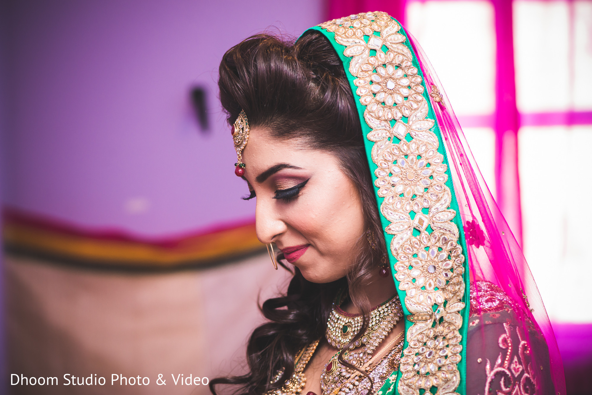 Queens, NY South Asian Wedding by Dhoom Studio Photo & Video | Post ...