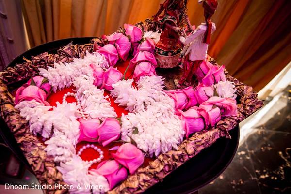 Jai Malas in Queens, NY South Asian Wedding by Dhoom Studio Photo & Video