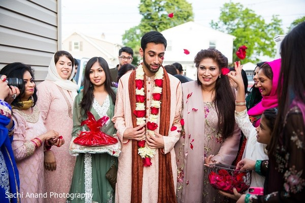 Nikah in Uniondale, NY Pakistani Wedding by Sachi Anand Photography