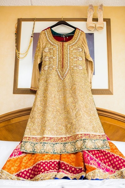Bridal Fashion in Uniondale, NY Pakistani Wedding by Sachi Anand Photography