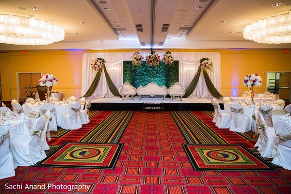 Venue in Uniondale, NY Pakistani Wedding by Sachi Anand Photography