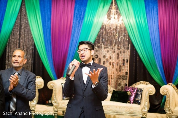 Valima in Uniondale, NY Pakistani Wedding by Sachi Anand Photography