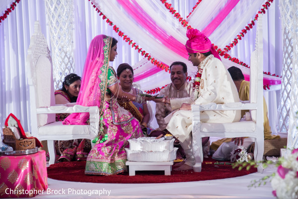 Hindu Ceremony in Atlanta, GA Indian Wedding by Christopher Brock Photography