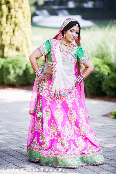 Wedding Portraits in Atlanta, GA Indian Wedding by Christopher Brock Photography