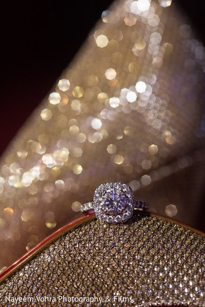Bridal Jewelry in Jersey City, NJ Indian Fusion Wedding by Nayeem Vohra Photography & Films