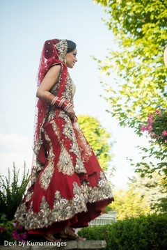 first look,first look portrait,first look portraits,first look photos,first look photo,red lengha,red lehenga,red bridal lengha,red bridal lehenga,red wedding lengha,red wedding lehenga