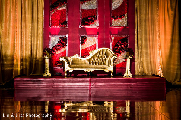Lighting & Decor in Los Angeles, CA Sikh Wedding by Lin & Jirsa Photography