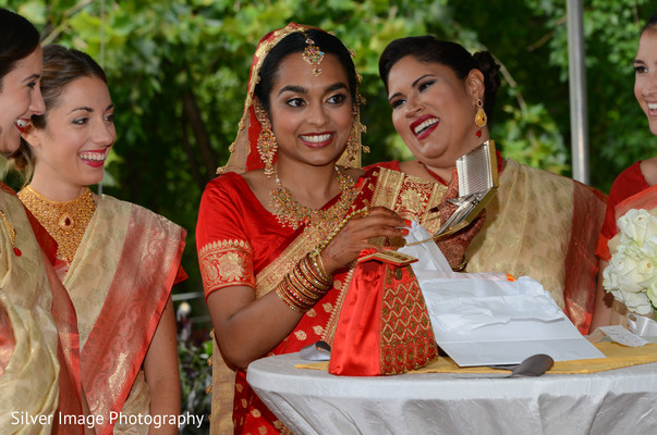 Getting Ready in Almonesson, NJ South Asian Fusion Wedding by Silver Image Photography