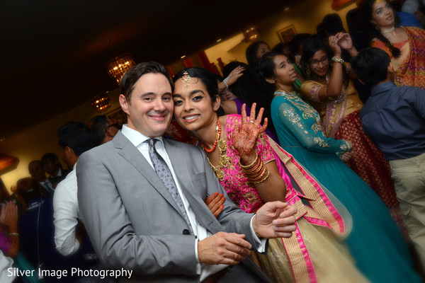 Reception in Almonesson, NJ South Asian Fusion Wedding by Silver Image Photography