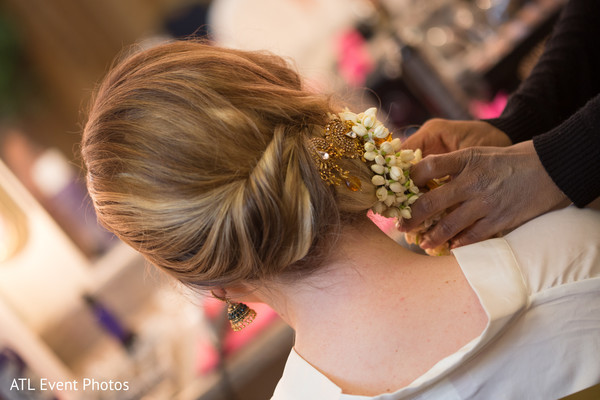 bridesmaid hair styles for hair atlanta ga south indian fusion wedding by atl event 7058