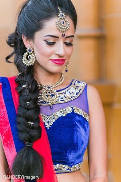 Enjoyable Inspiration Photo Gallery Indian Weddings Pre Wedding Hair And Hairstyles For Women Draintrainus